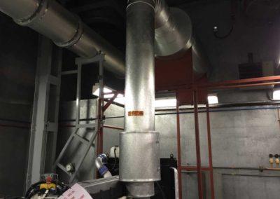 Case Study 3 – Installation of Membrane Bioreactor Treatment Plant. (MBR)