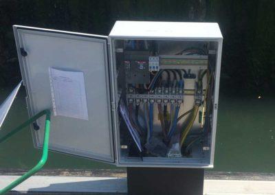 Case Study 2 – RNSA Marina power upgrade