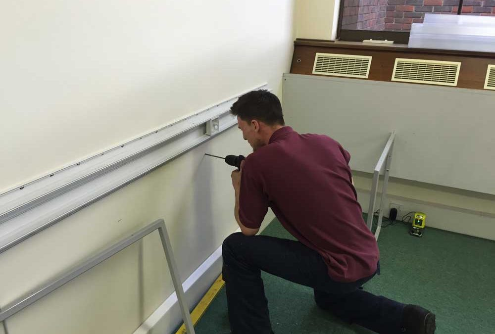 Case Study 1 – Classroom Refurbishment / Upgrade
