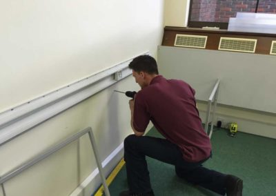 Case Study 1 – Classroom Refurbishment / Upgrade