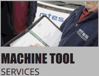 Machine Tool Services